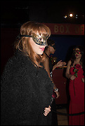 LILLY DE POUGEMONT, The Dark Side of Love, Valentine's Masked Ball. the Coronet Theatre, Elephant and Castle. London. 13 February 2015.