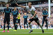 Tottenham Hotspur v Manchester City 260915