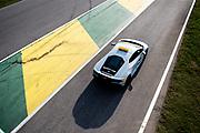 June 6, 2021. Lamborghini Super Trofeo, VIR: Lamborghini Huracan Safety Car
