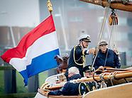 Princess Beatrix sailing, Lelystad 14-06-2018