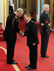 Investiture at Buckingham Palace - 8 March 2019