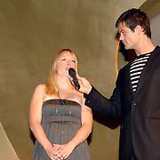 NLD/Amsterdam/20061108 - Uitreiking ' Cosmo-vrouw van het jaar 2006 ', Hilmar Mulder en Arie Boomsma