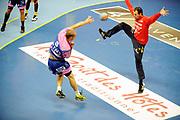 DESCRIZIONE : Handball Tournoi de Cesson Homme<br /> GIOCATORE :  LE BOULAIRE Leo MALINA Milan<br /> SQUADRA : Cesson<br /> EVENTO : Tournoi de cesson<br /> GARA : Cesson Tremblaye<br /> DATA : 06 09 2012<br /> CATEGORIA : Handball Homme<br /> SPORT : Handball<br /> AUTORE : JF Molliere <br /> Galleria : France Hand 2012-2013 Action<br /> Fotonotizia : Tournoi de Cesson Homme<br /> Predefinita :