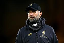 Liverpool manager Jurgen Klopp - Mandatory by-line: Robbie Stephenson/JMP - 07/01/2019 - FOOTBALL - Molineux - Wolverhampton, England - Wolverhampton Wanderers v Liverpool - Emirates FA Cup third round proper