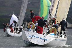 25th Anniversary of Kip Regatta<br /> <br /> - Yachting<br /> <br /> Sloop John T a Swan 40  sailed by Iain & Graham Thomson