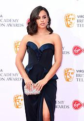 Georgia May Foote attending the Virgin Media BAFTA TV awards, held at the Royal Festival Hall in London. Photo credit should read: Doug Peters/EMPICS
