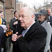 NLD/Wassenaar/20080403 - Herdenkingsdienst Erik Hazelhoff Roelfzema, Willem van Kooten