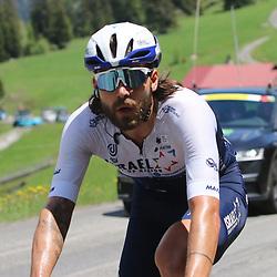 LEUKERBAD (SUI) CYCLING<br /> Tour de Suisse stage 5