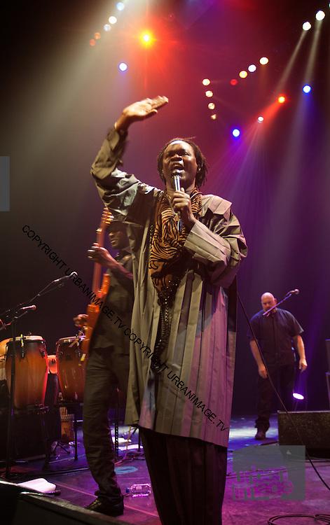 Baaba Maal Live at The Royal Festival Hall - 20/01/16