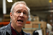 Illinois Governor Bruce Rauner visited Mac Medical in Millstadt, Illinois on Friday March 23 as part of his statewide tour to kick off his general election campaign. Rauner toured the facility, which manufactures medical equipment in its 100,000 square foot facility.