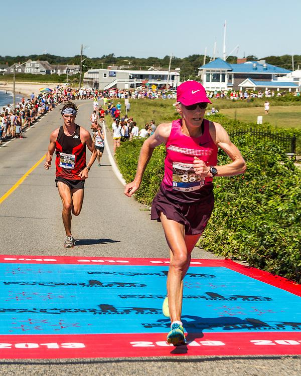 41st Falmouth Road Race: Joan Benoit Samuelson