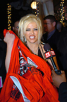 Anna Nicole Smith arriving for the Barnstable-Brown Kentucky Derby Gala