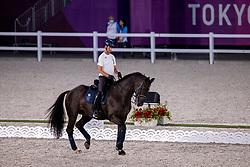 Hester Carl, GBR, En Vogue<br /> Olympic Games Tokyo 2021<br /> © Hippo Foto - Dirk Caremans<br /> 21/07/2021