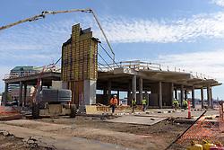 Boathouse at Canal Dock Phase II | State Project #92-570/92-674 Construction Progress Photo Documentation No. 08 on 21 February 2017. Image No. 03