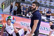 DESCRIZIONE : Trento Beko All Star Game 2016<br /> GIOCATORE : Emanuele Tibiletti<br /> CATEGORIA : Before Pregame Stretching<br /> SQUADRA : Cavit All Star Team<br /> EVENTO : Beko All Star Game 2016<br /> GARA : Beko All Star Game 2016<br /> DATA : 10/01/2016<br /> SPORT : Pallacanestro <br /> AUTORE : Agenzia Ciamillo-Castoria/L.Canu