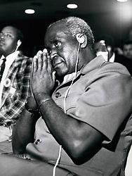 Dec. 21, 1964 - Kaunda Zambia - David Kenneth Kaunda, President of Zambia Since October 1964. Born 28 April 1924. (Credit Image: © Keystone Pictures USA/ZUMAPRESS.com)