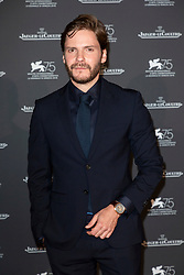 Daniel Ruhl attends the Jaeger Le-Coultre Gala night held at Arsenale Docks during the 75th Venice Film Festival at Sala Grande on September 4, 2018 in Venice, Italy. Photo by Marco Piovanotto/ABACAPRESS.COM