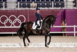 Fry Charlotte, GBR, Everdale, 134<br /> Olympic Games Tokyo 2021<br /> © Hippo Foto - Stefan Lafrentz<br /> 27/07/2021
