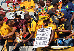 PSL: Kaizer Chiefs Amakhosi fans supporters - Cape Town City v Kaizer Chiefs, 15 September 2018