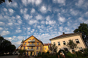 Germany, Baden-Wurttemberg, The village of St Margen in the Black Forest