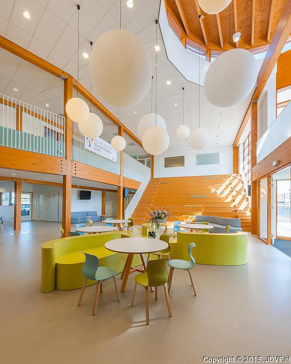 ontwerp Liesbeth van der Pol, Dok architecten
