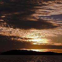Sunset on Hamilton Island