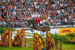 Devos Pieter (BEL) - Dream of India Greenfield <br /> Mercedes-benz Nationenpreis<br /> Weltfest des Pferdesports CHIO Aachen 2014<br /> © Hippo Foto - Dirk Caremans