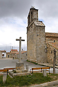 Small village near Avila, Spain.