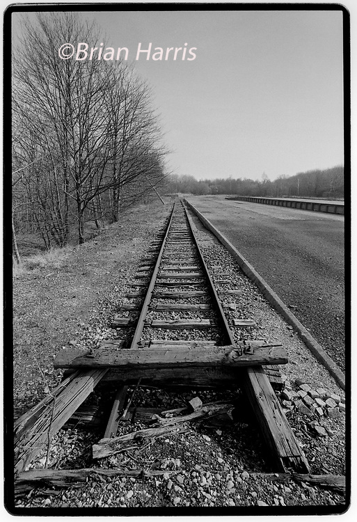 """The remains of the Railway Line into Buchenwald . The Platform (seen here) is the beginning of the infamous Caracho Way (Carachoweg) which all prisoners had to use to walk to the camp. Caracho is a Spanish prison slang word for 'Double Time' and was so named by Spanish Communist prisoners who helped to build the railway and who were captured fighting against Franco in the Spanish Civil War.<br /> Buchenwald; literallybeech forest) was aNazi concentration campestablished onEttersberghill nearWeimar,Germany, in July 1937. On the main gate, the mottoJedem das Seine(English: """"To each his own""""), was inscribed. The SS interpreted this to mean the """"master race"""" had a right to humiliate and destroy others<br />It was one of the first and the largest of the concentration camps within Germany's1937 borders. Many actual or suspected communists were among the first internees.<br />Prisoners came from all over Europe and the Soviet Union—Jews,Polesand otherSlavs, the mentally ill and physically disabled, political prisoners,Romani people,Freemasons, and prisoners of war. There were also ordinary criminals and sexual """"deviants"""". All prisoners worked primarily as forced labour in local armaments factories. The insufficient food and poor conditions, as well as deliberate executions, led to 56,545 deaths at Buchenwald of the 280,000 prisoners who passed through the camp and its 139 subcamps.The camp gained notoriety when it was liberated by the United States Army in April 1945; Allied commanderDwight D. Eisenhowervisited one of itssubcamps.<br />From August 1945 to March 1950, the camp was used by the Soviet occupation authorities as an internment camp,NKVD special camp Nr. 2, where 28,455 prisoners were held and 7,113 of whom died. Today the remains of Buchenwald serve as a memorial and permanent exhibition and museum."""