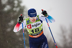 Nadine Faehndrich (SUI) during the Ladies sprint free race at FIS Cross Country World Cup Planica 2019, on December 21, 2019 at Planica, Slovenia. Photo By Peter Podobnik / Sportida