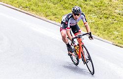 11.07.2019, Kitzbühel, AUT, Ö-Tour, Österreich Radrundfahrt, 5. Etappe, von Bruck an der Glocknerstraße nach Kitzbühel (161,9 km), im Bild Mario Gamper (Tirol KTM Cycling Team, AUT) // Mario Gamper (Tirol KTM Cycling Team, AUT) during 5th stage from Bruck an der Glocknerstraße to Kitzbühel (161,9 km) of the 2019 Tour of Austria. Kitzbühel, Austria on 2019/07/11. EXPA Pictures © 2019, PhotoCredit: EXPA/ JFK