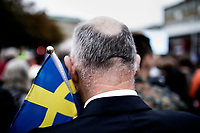 Tekst kommer. Bilder til dokument om valg i Sverige. Foto: Christopher Olssøn.