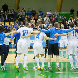 20150321: SLO, Futsal - UEFA Futsal EURO 2016 Qualifying Main Round, Czech Republic vs Slovenia