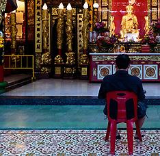 Poh Teck Tung Temple, Bangkok, Thailand
