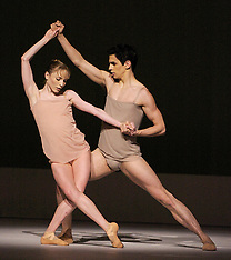 Royal Ballet Chroma 1st February 2008