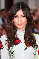Gemma Chan, The Bad Education Movie - World Film Premiere, Leicester Square, London UK, 20 August 2015, Photo by Richard Goldschmidt