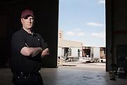 Kevin Feige, president of Marvel Studios for The New York Times