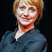NLD//Amsterdam20160415 - Persdag toneelstuk In de Ban van Broadway, Bianca Krijgsman