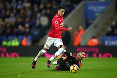 Leicester City v Man United - 23 December 2017