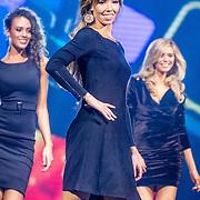 NLD/Hilversum/20160926 - Finale Miss Nederland 2016, Emily van Tongeren, Jessica Wohrmann, Zoey Ivory van der Koelen