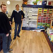 NLD/Bussum/20061106 - Print & Copy Point Laarderweg 22 te Bussum, Jeroen Kettenburg en Johan van Setten