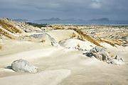 Sandy dunes of Mason Bay, The Southern Circuit, Stewart Island / Rakiura, New Zealand Ⓒ Davis Ulands | davisulands.com