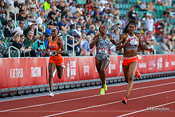 USA Olympic Track and Field Team Trials<br /> June 18-28, 2021 <br /> Eugene, Oregon, USA<br /> day 2 of competition:
