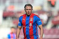 Scott Allan (#23) of Inverness Caledonian Thistle FC during the SPFL Championship match between Heart of Midlothian and Inverness CT at Tynecastle Park, Edinburgh Scotland on 24 April 2021.