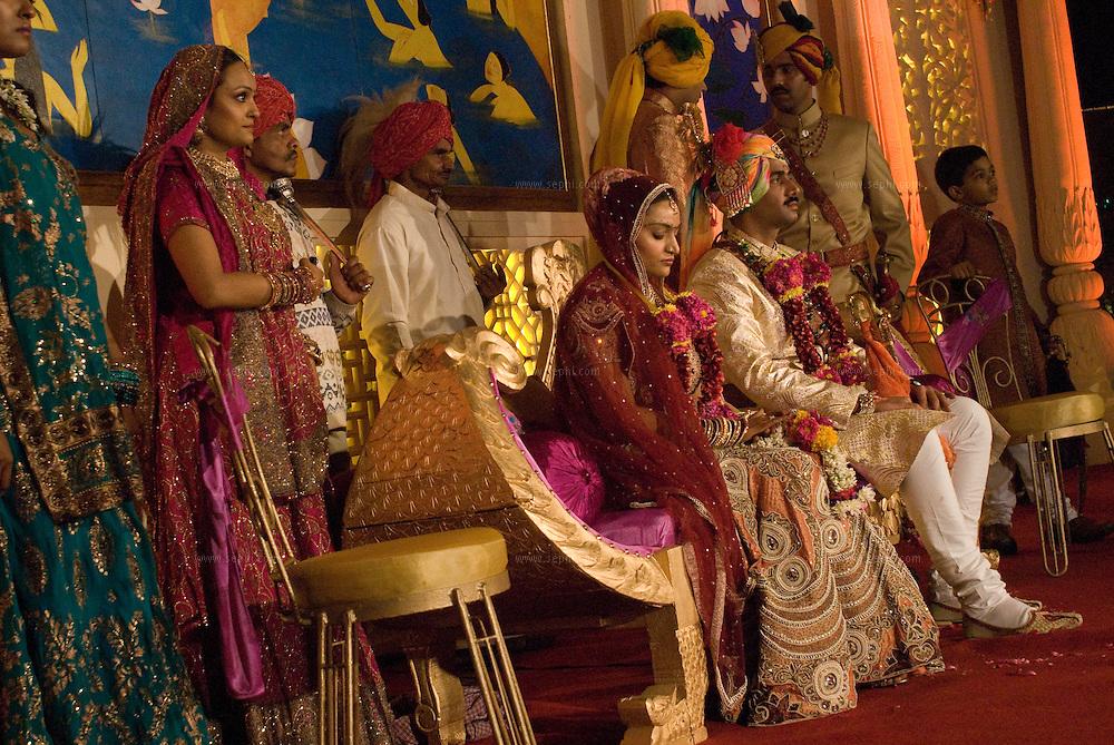 A Rajput wedding in India