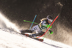 Piera Hudson (NZL) during the Ladies' Slalom at 56th Golden Fox event at Audi FIS Ski World Cup 2019/20, on February 16, 2020 in Podkoren, Kranjska Gora, Slovenia. Photo by Matic Ritonja / Sportida