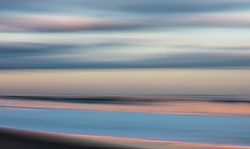 East Hampton Abstract of the Ocean