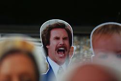 Ron Burgundy cutout is seen in the stands - Mandatory by-line: Arron Gent/JMP - 26/09/2020 - FOOTBALL - Portman Road - Ipswich, England - Ipswich Town v Rochdale - Sky Bet League One