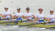 Reading, Great Britain, GBR W8+ group. 2011 GBRowing World Rowing Championship, Team Announcement.  GB Rowing  Caversham Training Centre.  Tuesday  19/07/2011  [Mandatory Credit. Peter Spurrier/Intersport Images] Reading, Great Britain, GBR W8+ group. 2011 GBRowing World Rowing Championship, Team Announcement.  GB Rowing  Caversham Training Centre.  Tuesday  19/07/2011  [Mandatory Credit. Peter Spurrier/Intersport Images] left to right. Alison Knowles, Jess Eddie,  Louisa Reeve, Natasha Page. Lindsey Maguire.