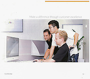 Corporate portraits for VMtech, Sydney